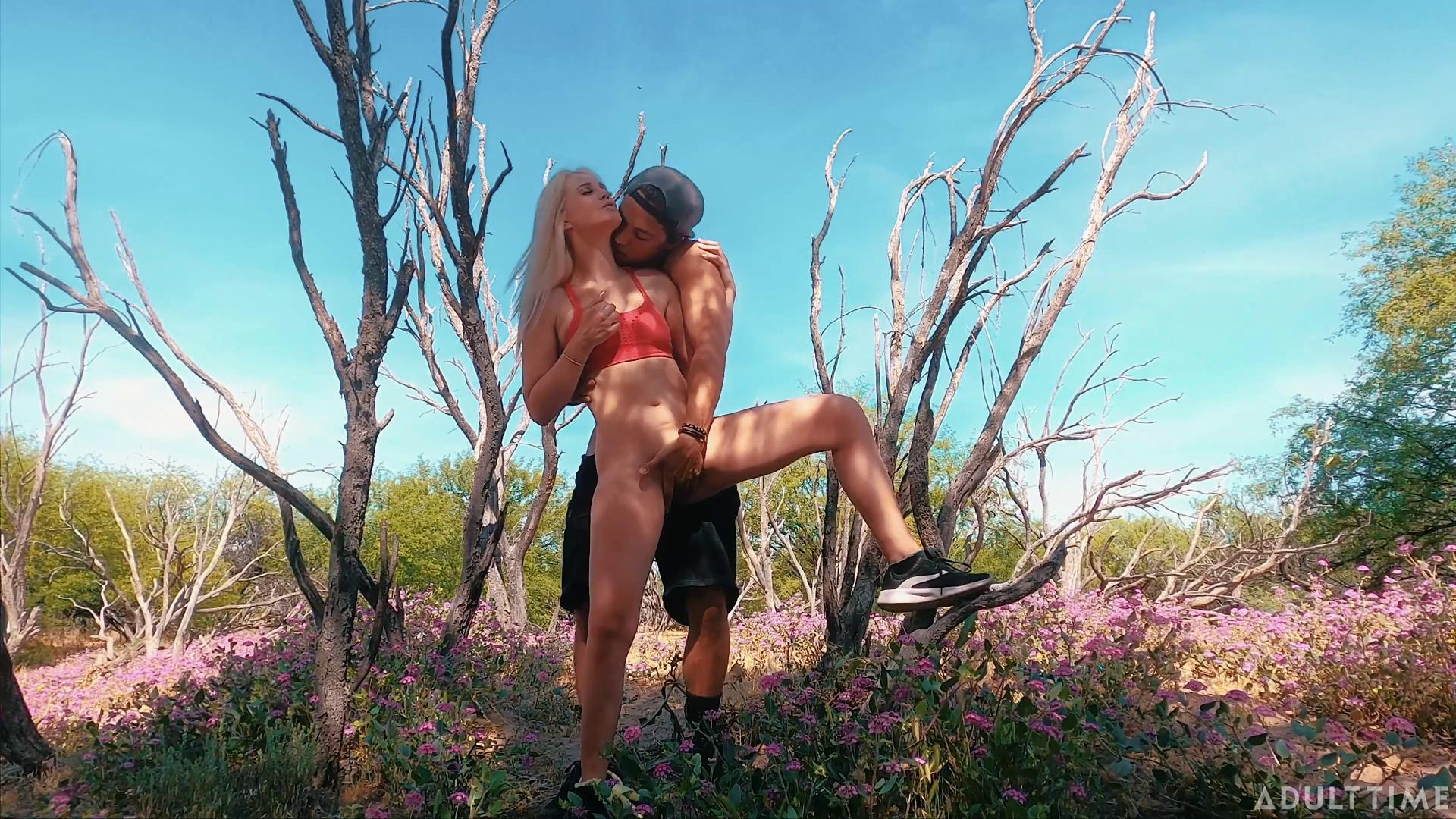 ModelTime – Lexi Luv – Giving Back To Nature