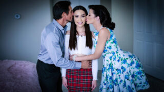 Fostertapes – Joslyn James And Aria Lee – My Curiosity Won