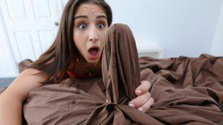 SisLovesMe – Abella Danger – Knocking On Stepbros Morning Wood