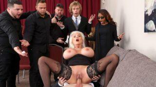Brazzers – Sally D'Angelo – Burying The Dick 10 Inch Deep