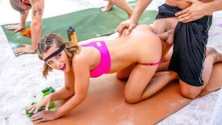 DigitalPlayground – Adriana Chechik – Namastay-On-The-Cock