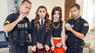 DaughterSwap – Mackenzie Mace and Alex Kane – Cops & Stepdaughters
