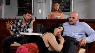 AliceafterDark – Coffee Shop Confrontation
