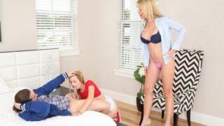 Desi Dalton And Mikayla Mico – Cumming With My Boyfriend's Stepmom