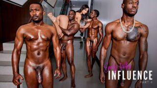 Blacked – Emily Willis – My Interracial Anal Orgy