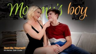 MommysBoy – Kit Mercer – Just Be Yourself