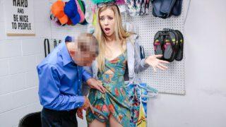 Shoplyfter – Haley Reed – The Fan Service