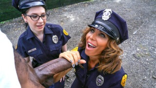 MonstersofCock – Lyla Lali And Norah Gold – You Don't Fuck The Law